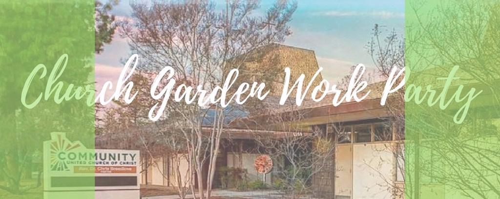 Church garden work party dec 9 community ucc fresno - Fresno home and garden show 2017 ...