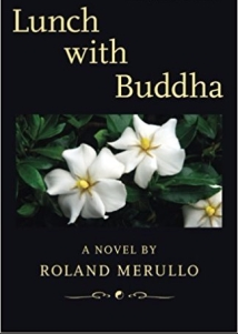 "Book cover ""Lunch with Buddha"""