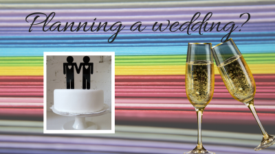 Have your wedding at Community UCC