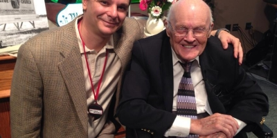 From left, Pastors Chris Breedlove and Henry Hayden