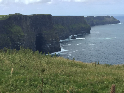 Cliffs of Moher in Northern Ireland