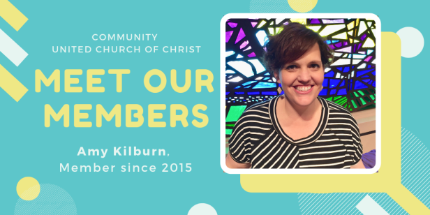 Meet Our Members - Amy Kilburn