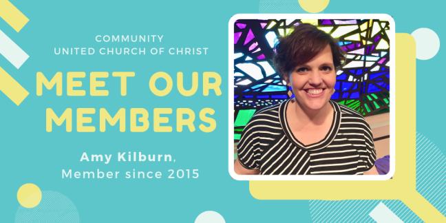 Meet Our Members - Amy Kilburn