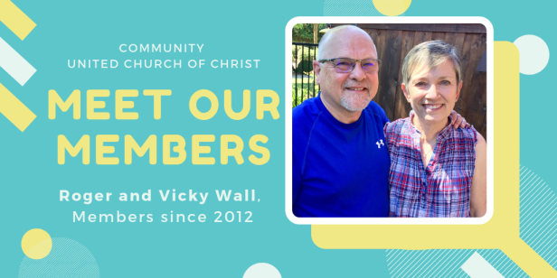 Meet Our Members Profile - Roger and Vicky Wall
