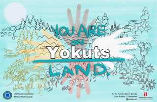 Community UCC is on Yokuts Indian land